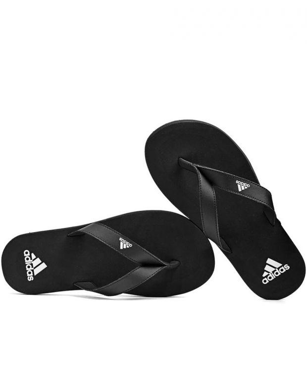 ADIDAS Eezay Flip Flop Black - 5