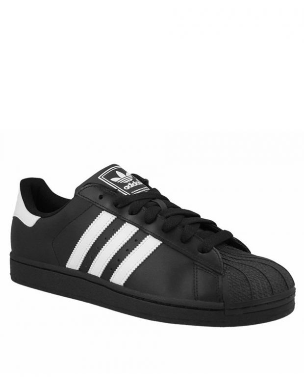 ADIDAS Superstar II Black/White - 2
