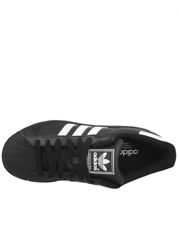 ADIDAS Superstar II Black/White - 5
