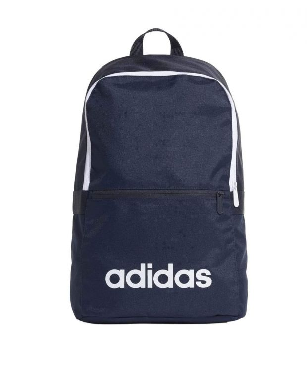 ADIDAS Linear Daily Backpack Navy - ED0289 - 1