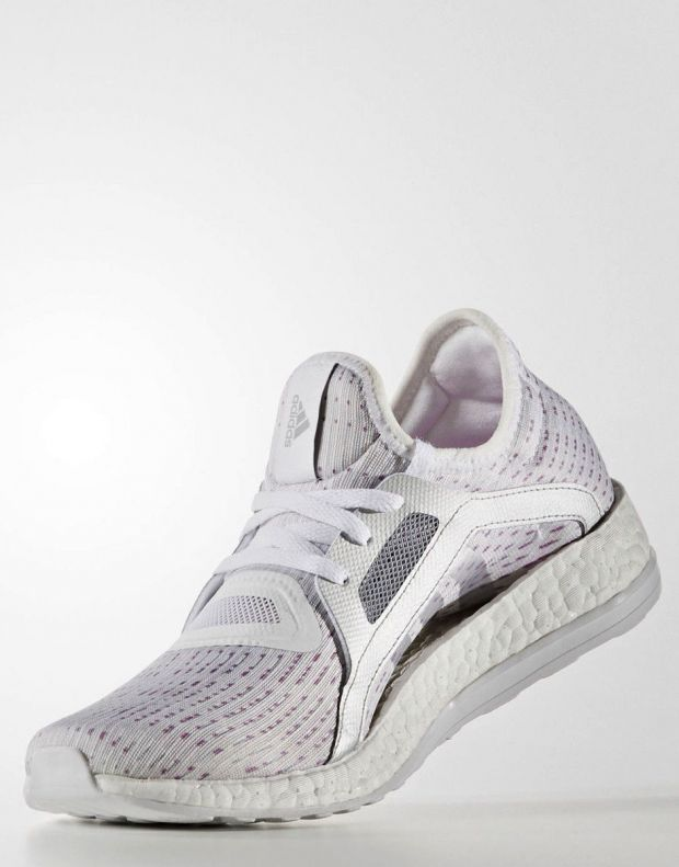 ADIDAS Pure Boost Xpose White - 2