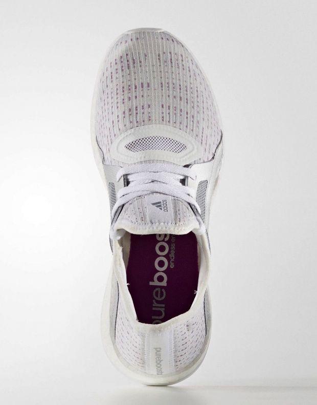 ADIDAS Pure Boost Xpose White - 4