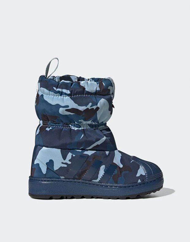 ADIDAS Superstar Winter Boots Camo - EE7262 - 2