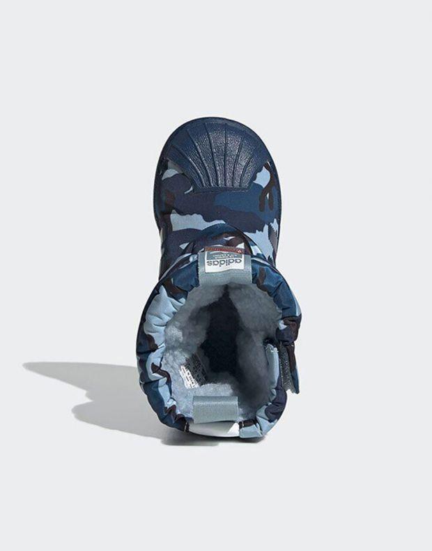 ADIDAS Superstar Winter Boots Camo - EE7262 - 3