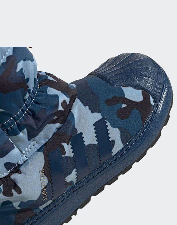 ADIDAS Superstar Winter Boots Camo - EE7262 - 6