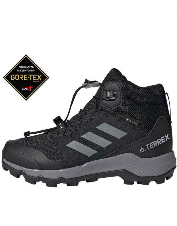 ADIDAS Terrex Mid Gore-Tex Blаck - EF0225 - 1