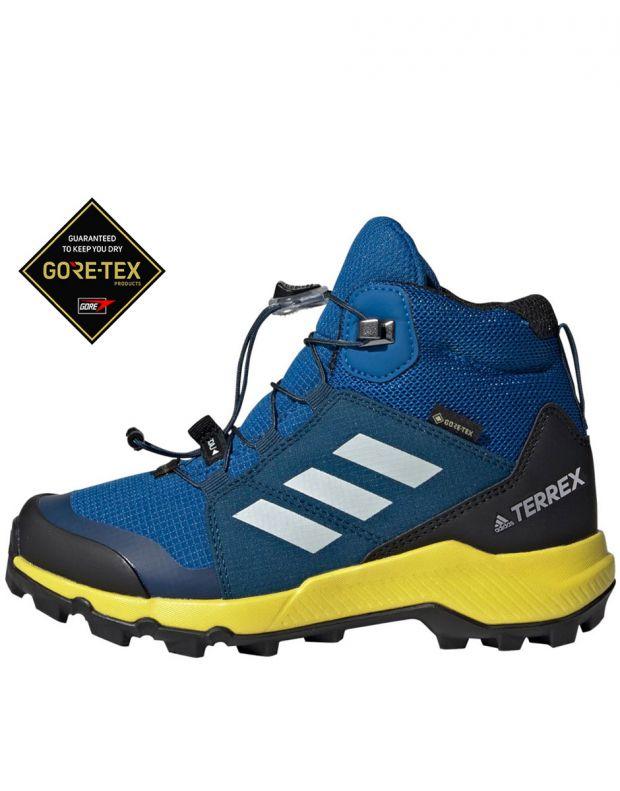 ADIDAS Terrex Mid Gore-Tex Blue - BC0596 - 1
