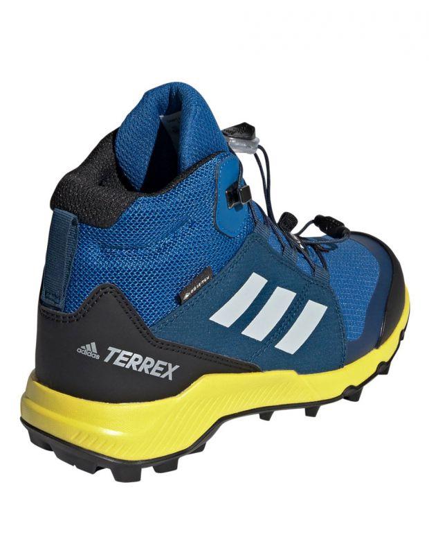 ADIDAS Terrex Mid Gore-Tex Blue - BC0596 - 4