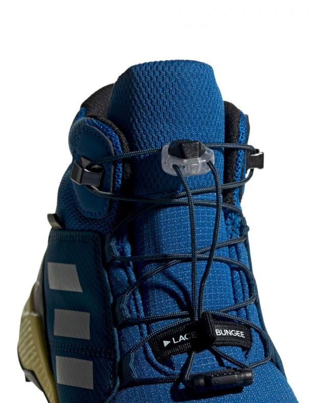 ADIDAS Terrex Mid Gore-Tex Blue - BC0596 - 8