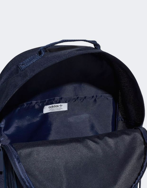 ADIDAS Trefoil Classic Backpack Navy - DJ2171 - 3