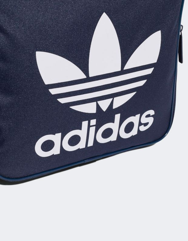ADIDAS Trefoil Classic Backpack Navy - DJ2171 - 4