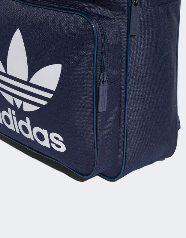 ADIDAS Trefoil Classic Backpack Navy - DJ2171 - 5