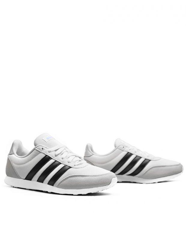 ADIDAS V Racer Sneakers White - 2
