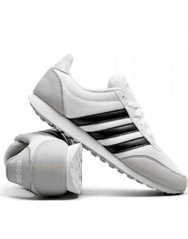 ADIDAS V Racer Sneakers White - 3