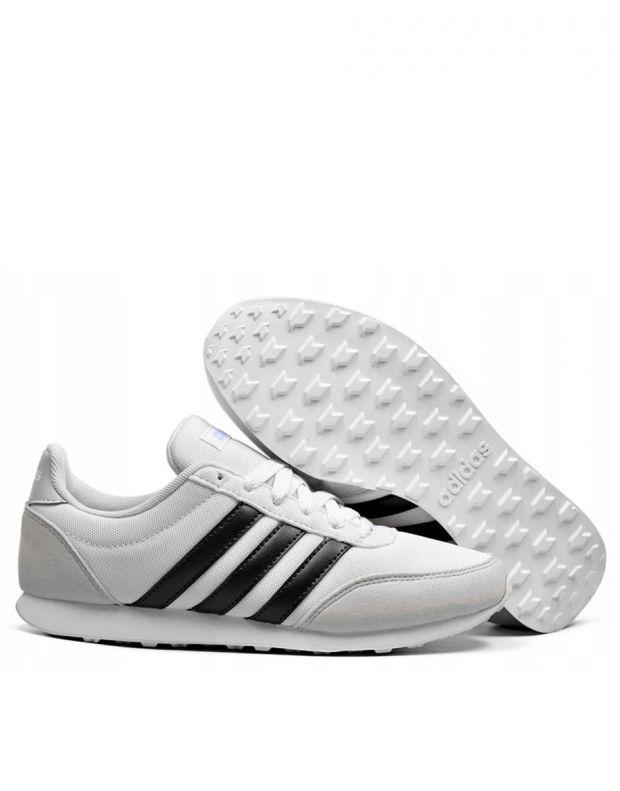 ADIDAS V Racer Sneakers White - 5