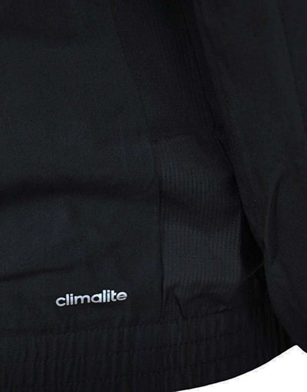 ADIDAS Woven Tracksuit Essential Climalite Black  - 4