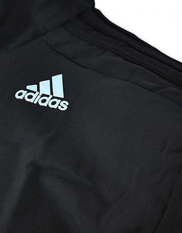ADIDAS Woven Tracksuit Essential Climalite Black  - 5