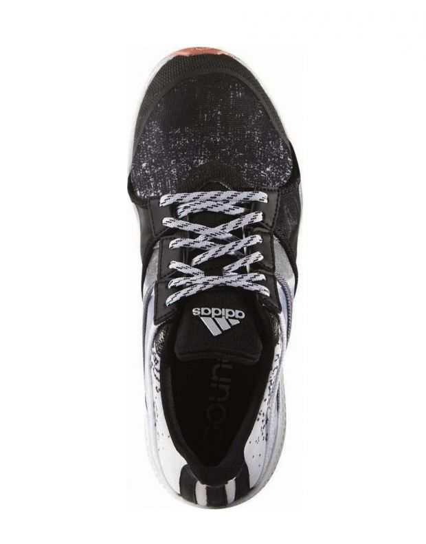 ADIDAS Gym Breaker Bounce Black&White - 4