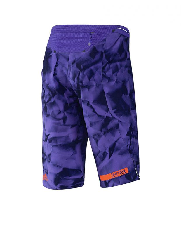 ADIDAS Terrex Endless Mountain Bermuda Purple - S09388 - 2