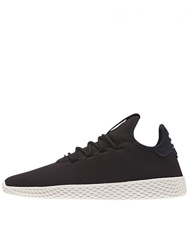 ADIDAS x Pharrell Williams Tennis Hu Black - AQ1056 - 1