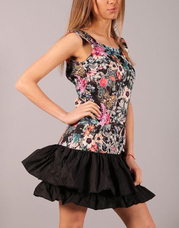 PAUSE Anastasia Dress Black - Anastasia/black - 4