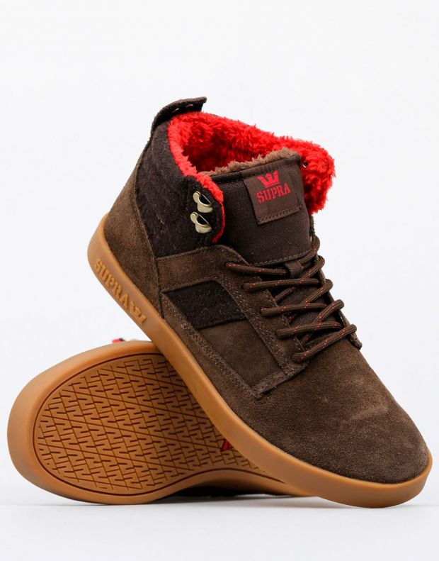 SUPRA Bandit Brown - 08086-262-M - 6