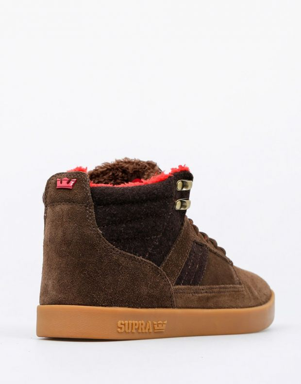 SUPRA Bandit Brown - 08086-262-M - 3