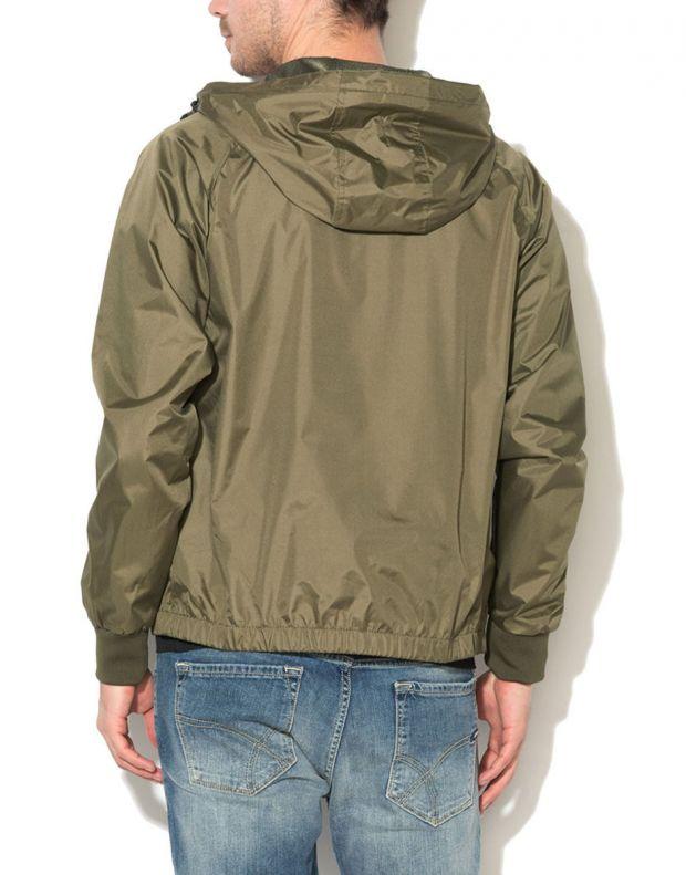 BLEND Basic Hooded Jacket Green - 2