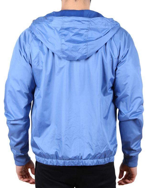 BLEND Basic Hooded Jacket Blue - 2