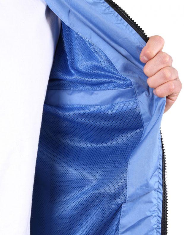 BLEND Basic Hooded Jacket Blue - 4