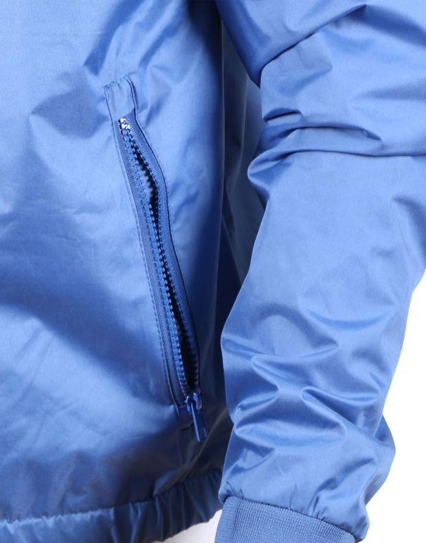 BLEND Basic Hooded Jacket Blue - 5