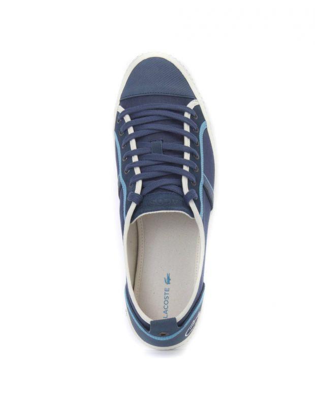 LACOSTE Bruckner 3 Blue - 4