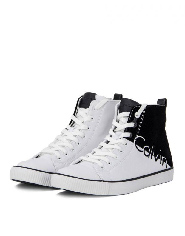 CALVIN KLEIN Ajax Sneakers White - S0495100 - 3