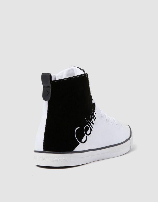 CALVIN KLEIN Ajax Sneakers White - S0495100 - 4