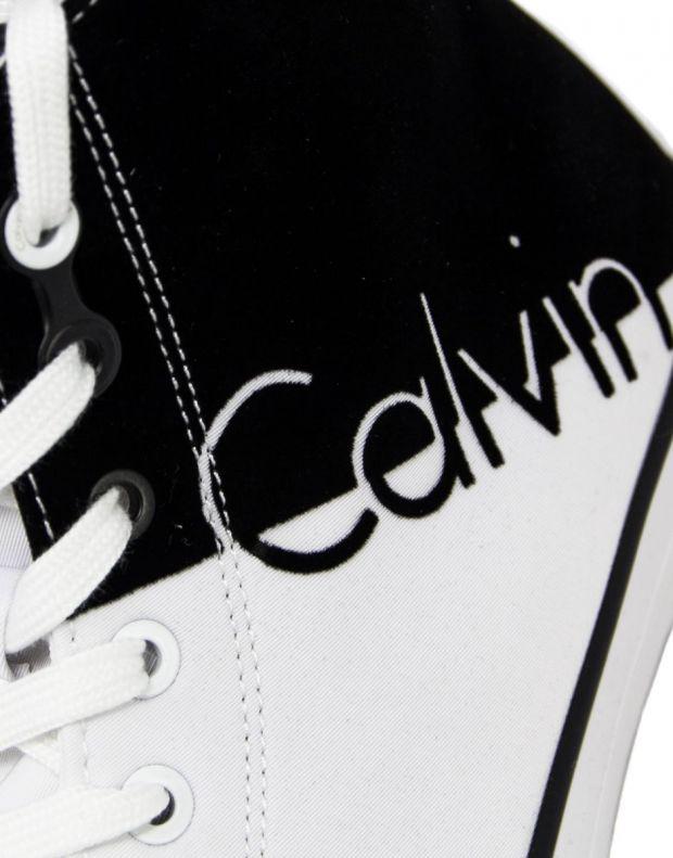CALVIN KLEIN Ajax Sneakers White - S0495100 - 6