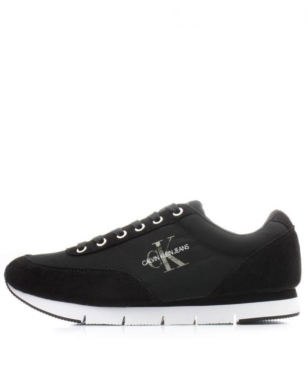 CALVIN KLEIN Jarod Shoes Black - 1