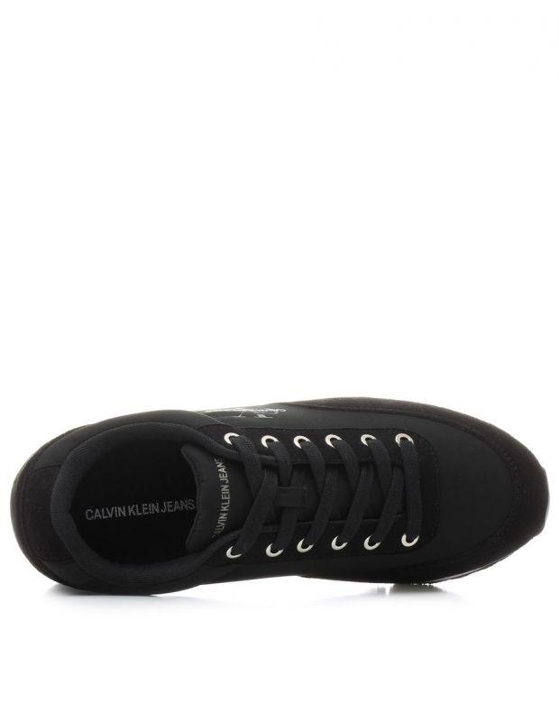 CALVIN KLEIN Jarod Shoes Black - 3