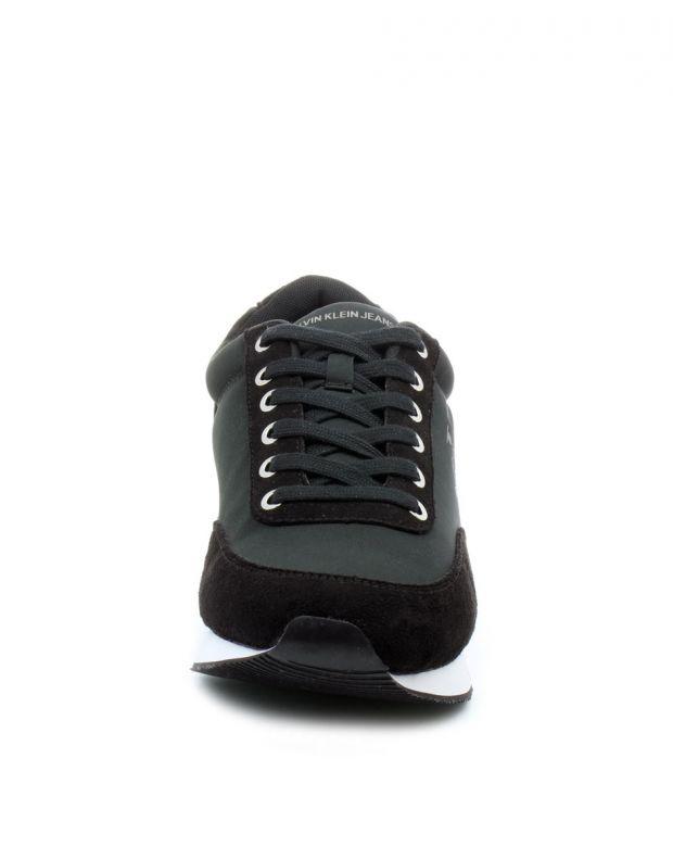CALVIN KLEIN Jarod Shoes Black - 4