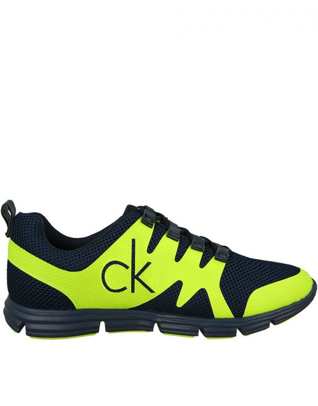 CALVIN KLEIN Murphy Shoes Navy - 2