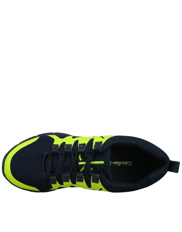 CALVIN KLEIN Murphy Shoes Navy - 3
