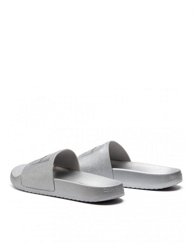 CALVIN KLEIN Christie Flip Flop Silver - RE9854041 - 4