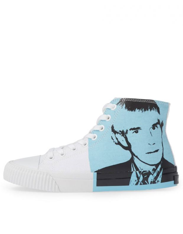 CALVIN KLEIN Andy Warhol Iconica Shoes White - R4136100 - 1