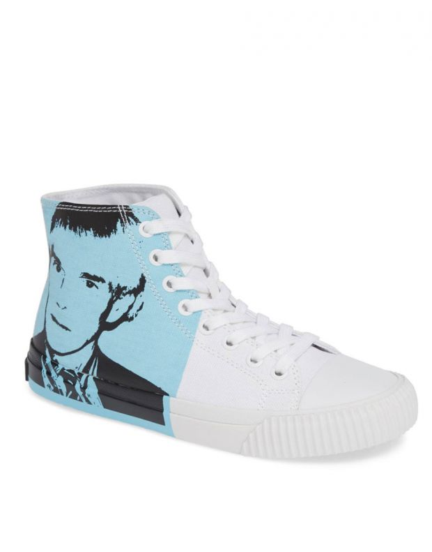 CALVIN KLEIN Andy Warhol Iconica Shoes White - R4136100 - 4