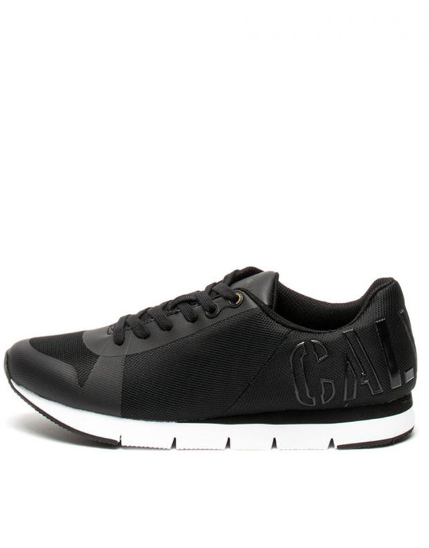 CALVIN KLEIN Jabre Mesh Shoes Black - 1