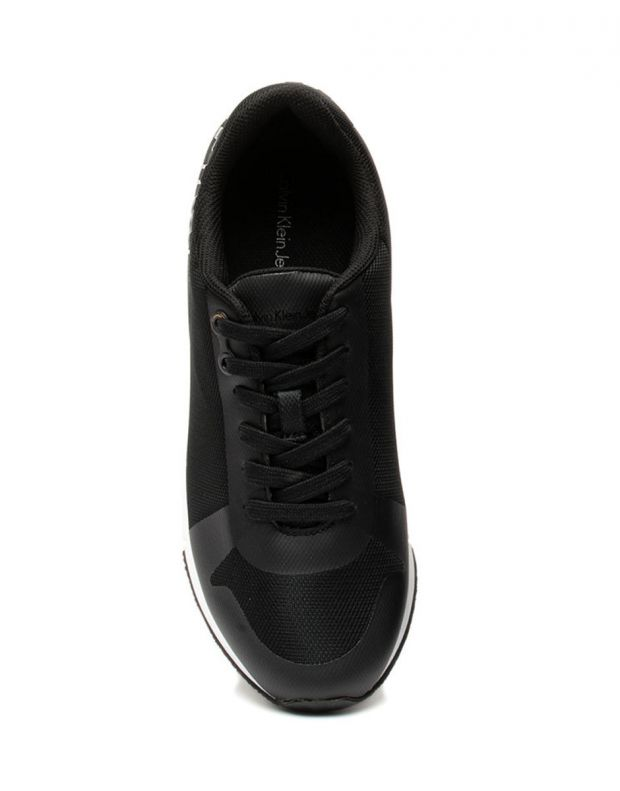 CALVIN KLEIN Jabre Mesh Shoes Black - 5