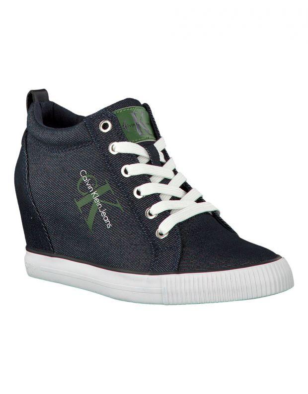 CALVIN KLEIN Ritzy Denim Sneakers Indigo - R8957001 - 3