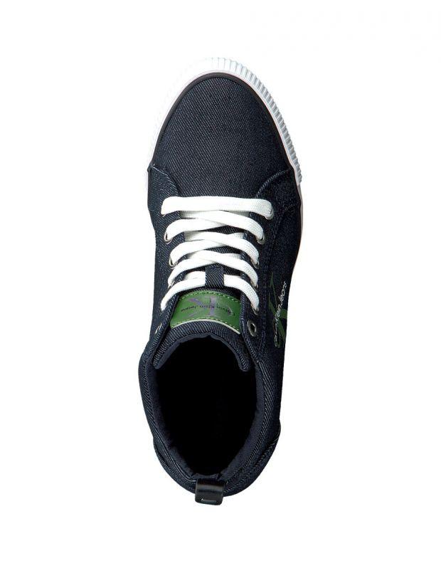 CALVIN KLEIN Ritzy Denim Sneakers Indigo - R8957001 - 5
