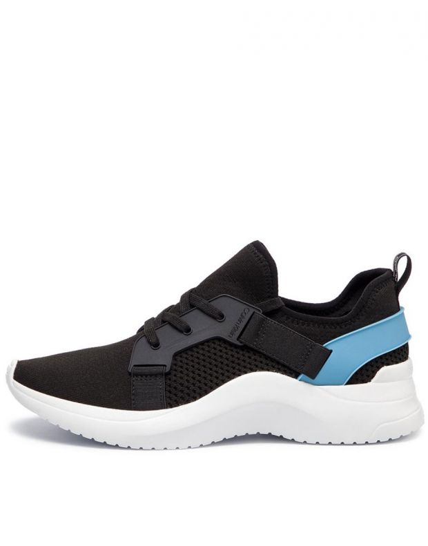CALVIN KLEIN Unni Sneakers Black - 1