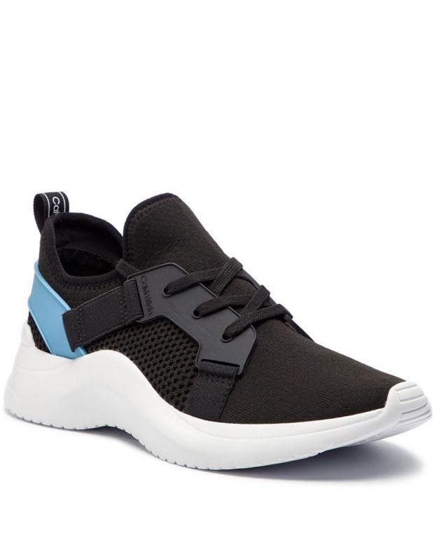 CALVIN KLEIN Unni Sneakers Black - 3