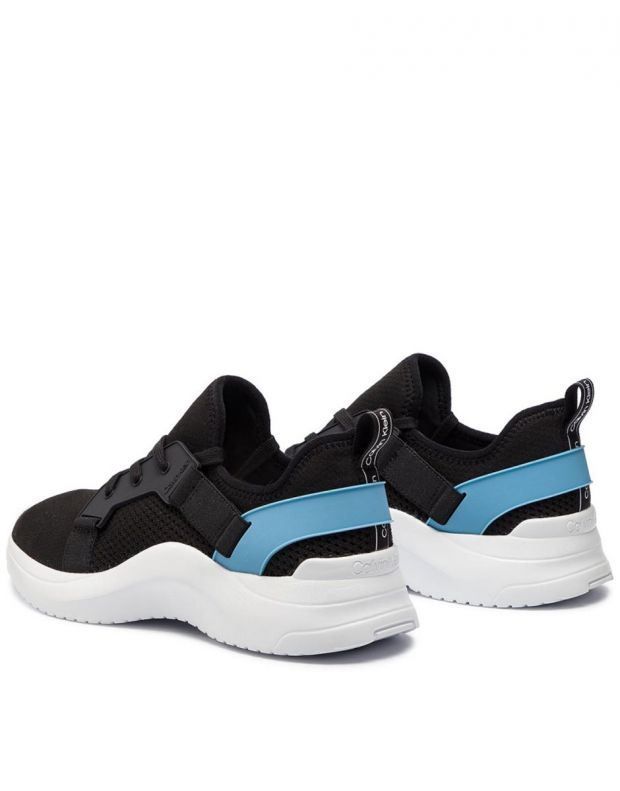 CALVIN KLEIN Unni Sneakers Black - 4